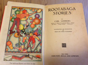 Rootabaga Stories by Carl Sandburg